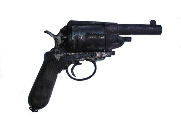 Çanakkale müzesi nden ateşli silahlar